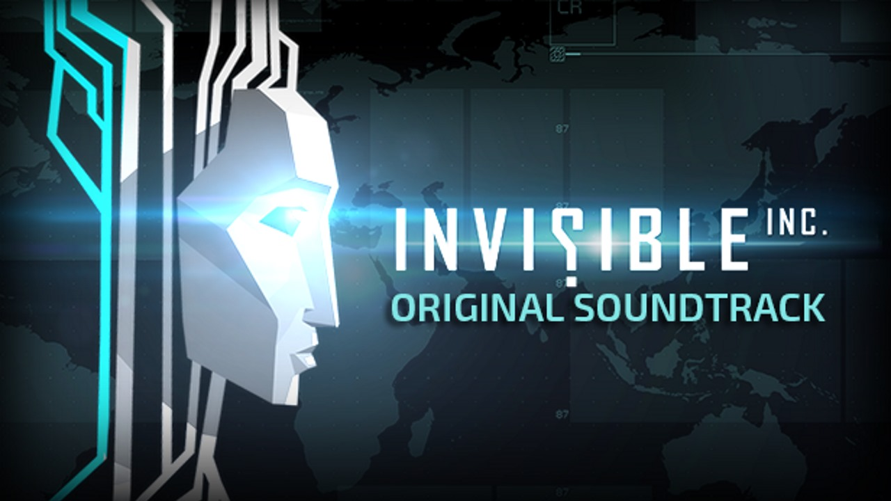 Invisible, Inc. Soundtrack screenshot