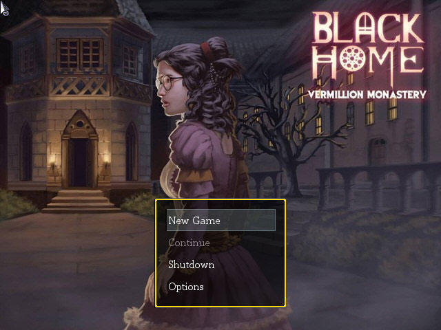 Black Home screenshot