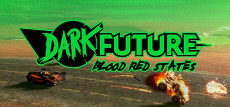 Allgamedeals.com - Dark Future: Blood Red States - STEAM