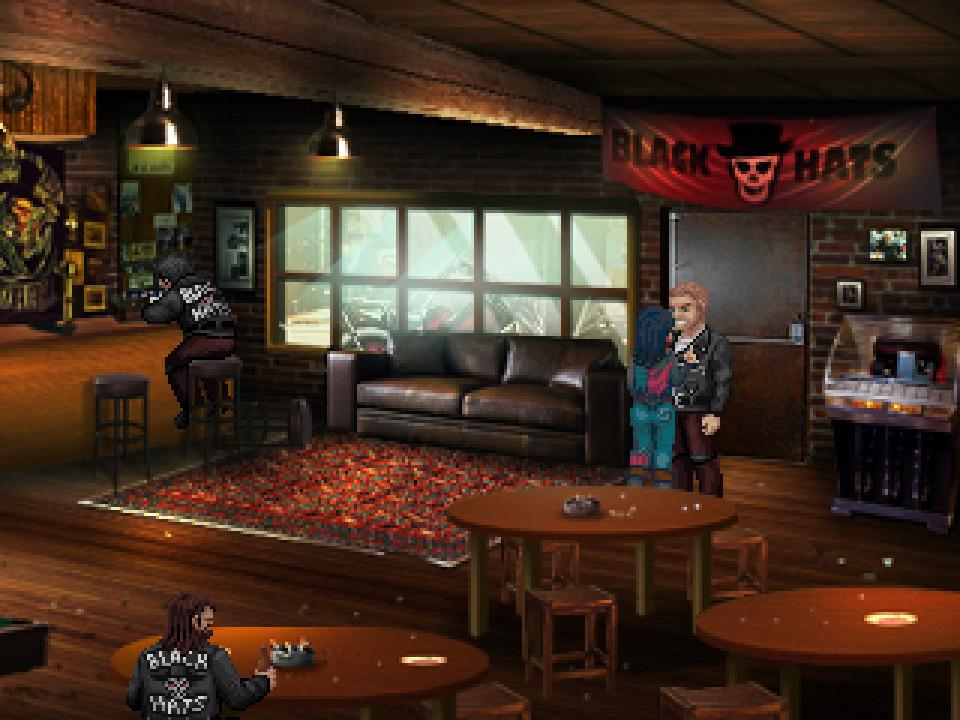 Kathy Rain screenshot 3