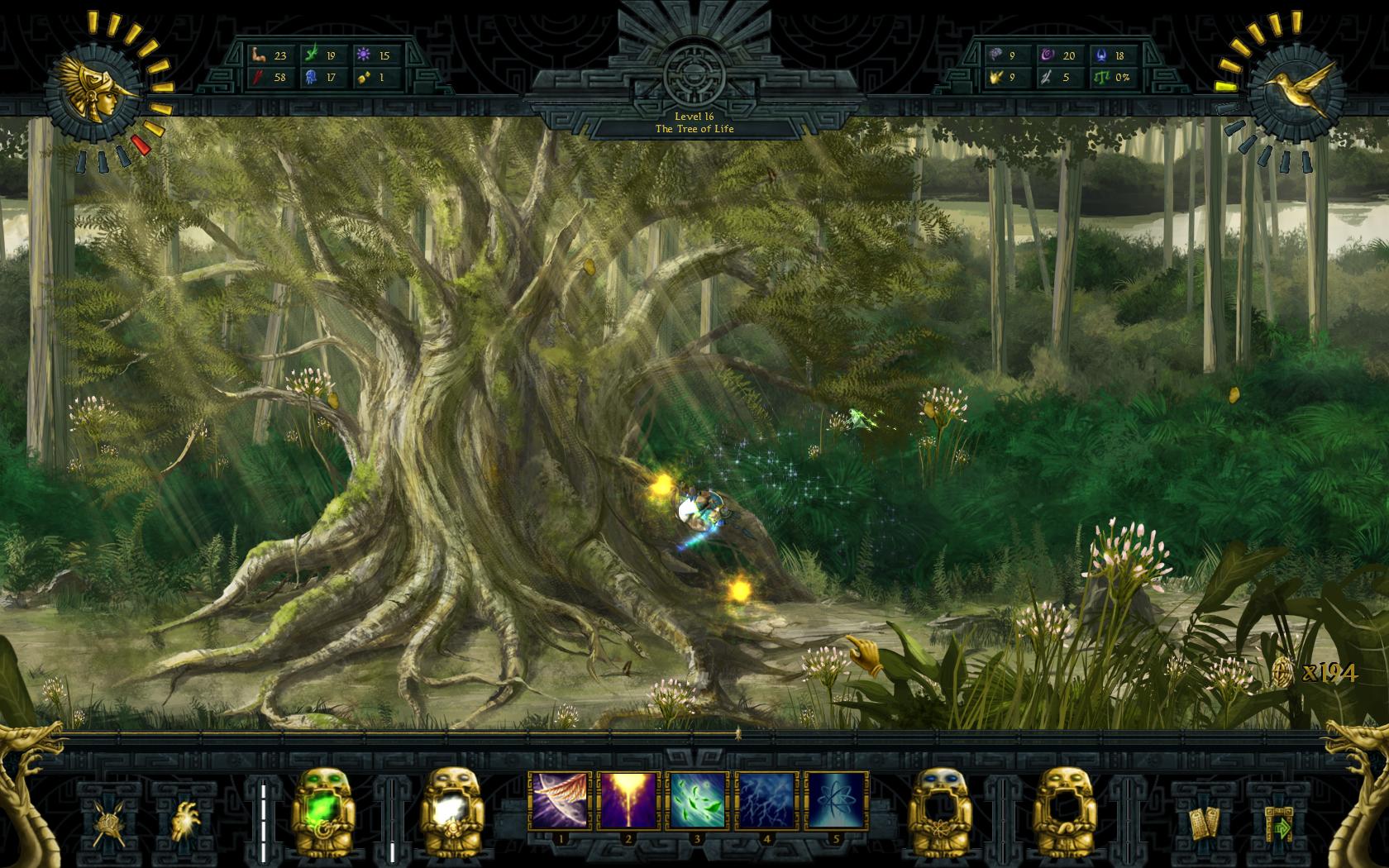 Aztaka screenshot