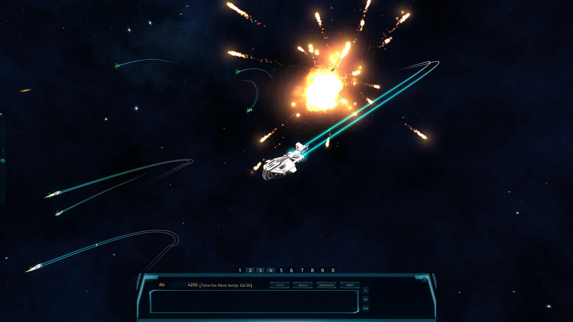 Nomad Fleet Gameplay 3