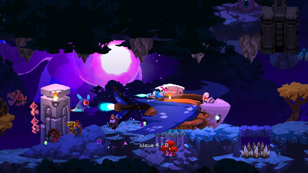 Aegis Defenders screenshot