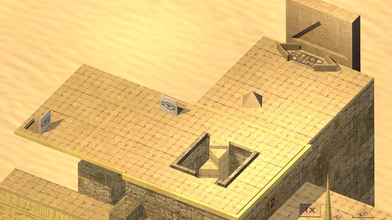 Rolling Shapes screenshot