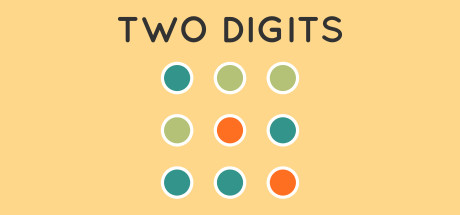 Simple, minimalist and difficult. Two Digits is a perfect blend ...