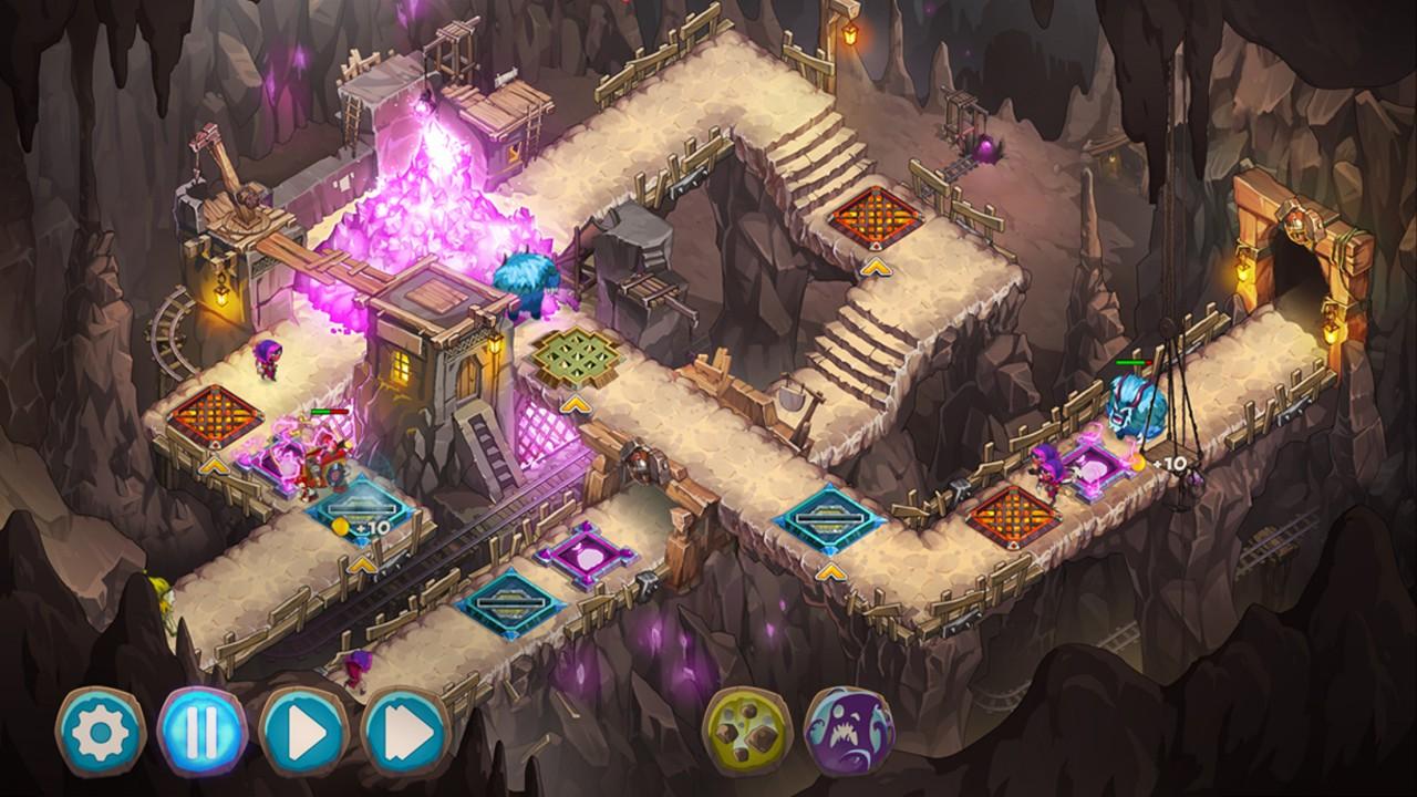 Gnumz: Masters of Defense screenshot