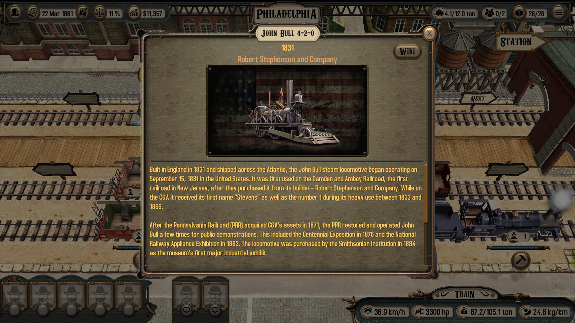 Bounty Train Screenshot 1