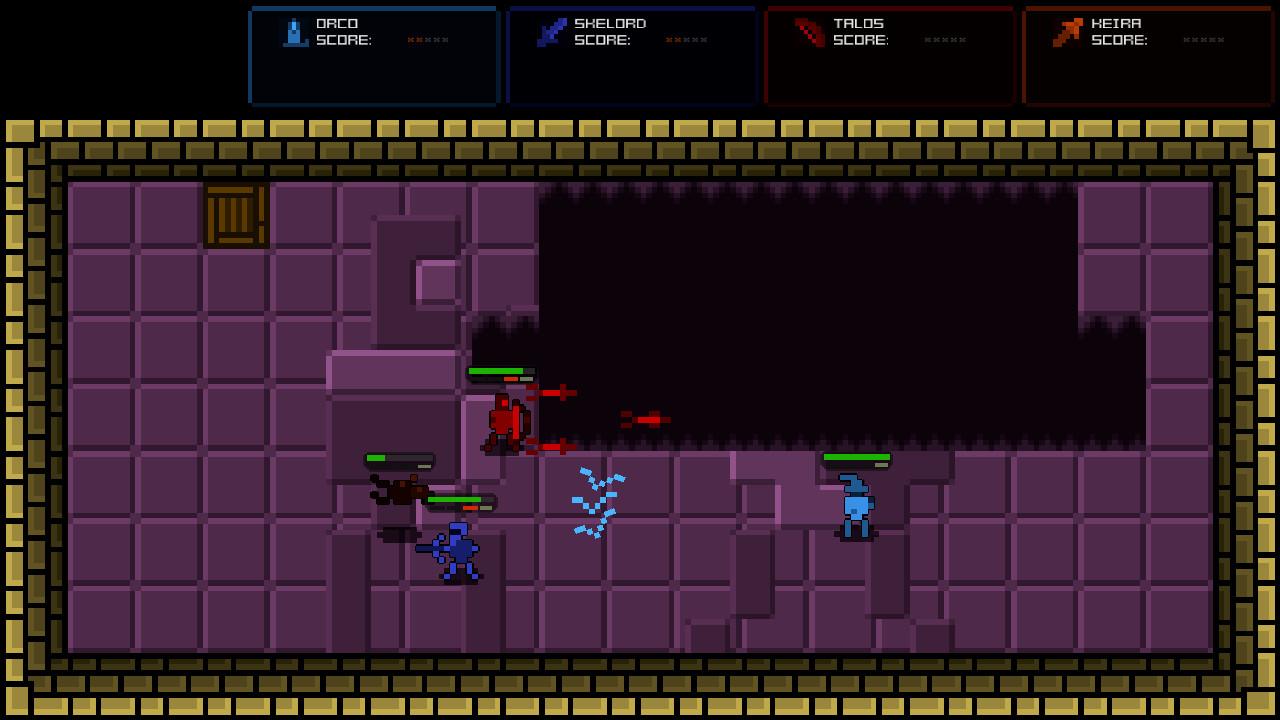 Legends of Pixelia screenshot
