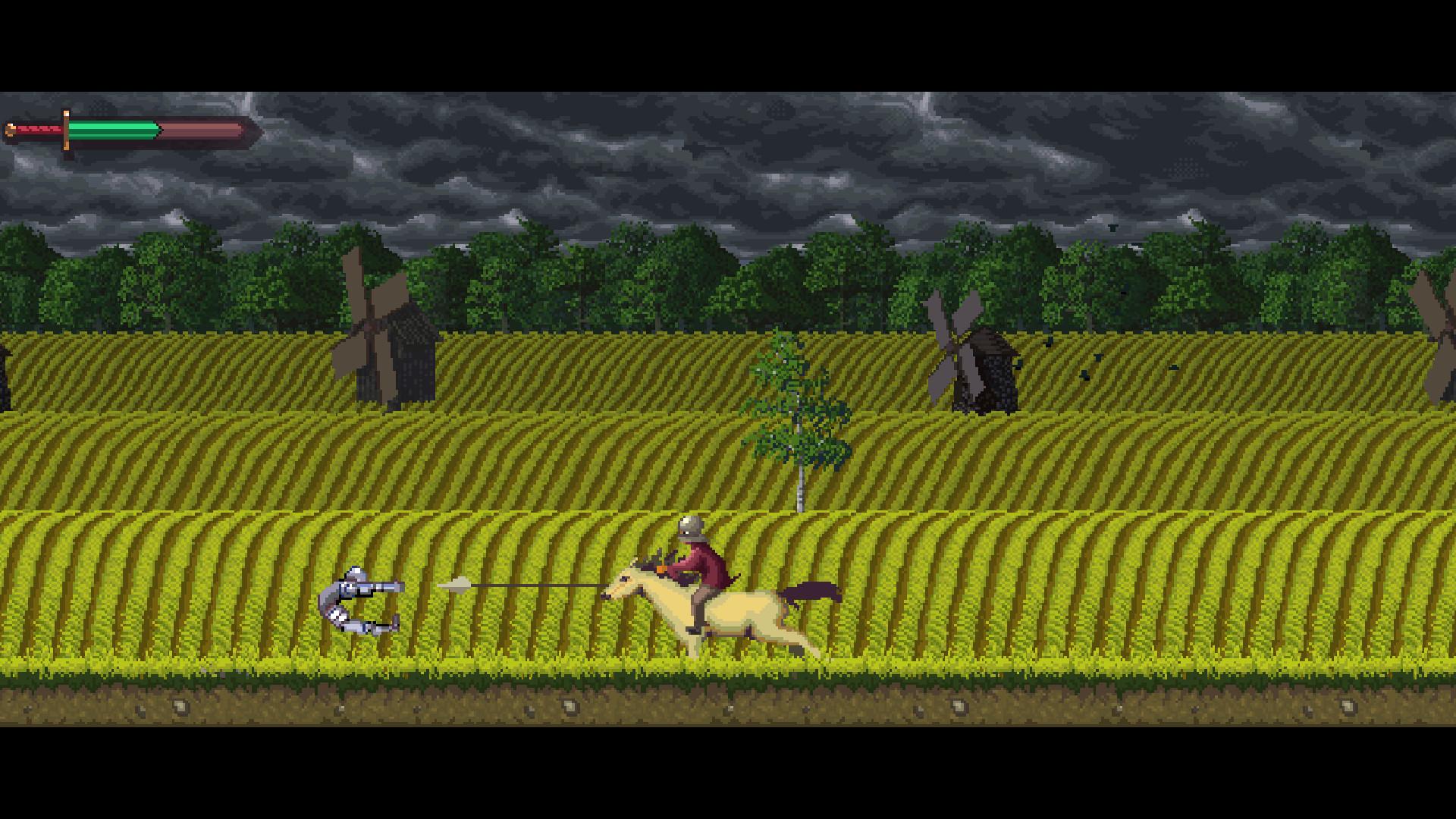 A Bastard's Tale screenshot