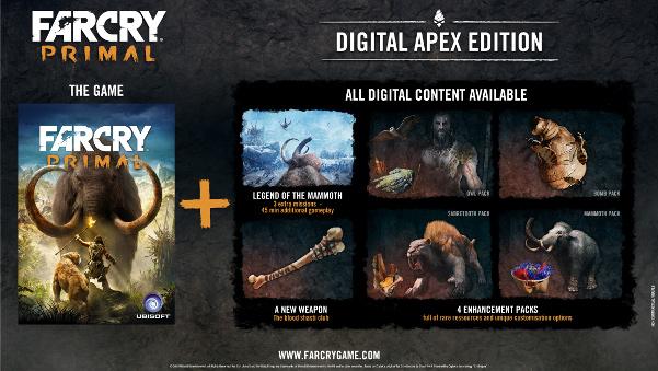 скачать бесплатно игру Far Cry Primal через торрент на русском - фото 8