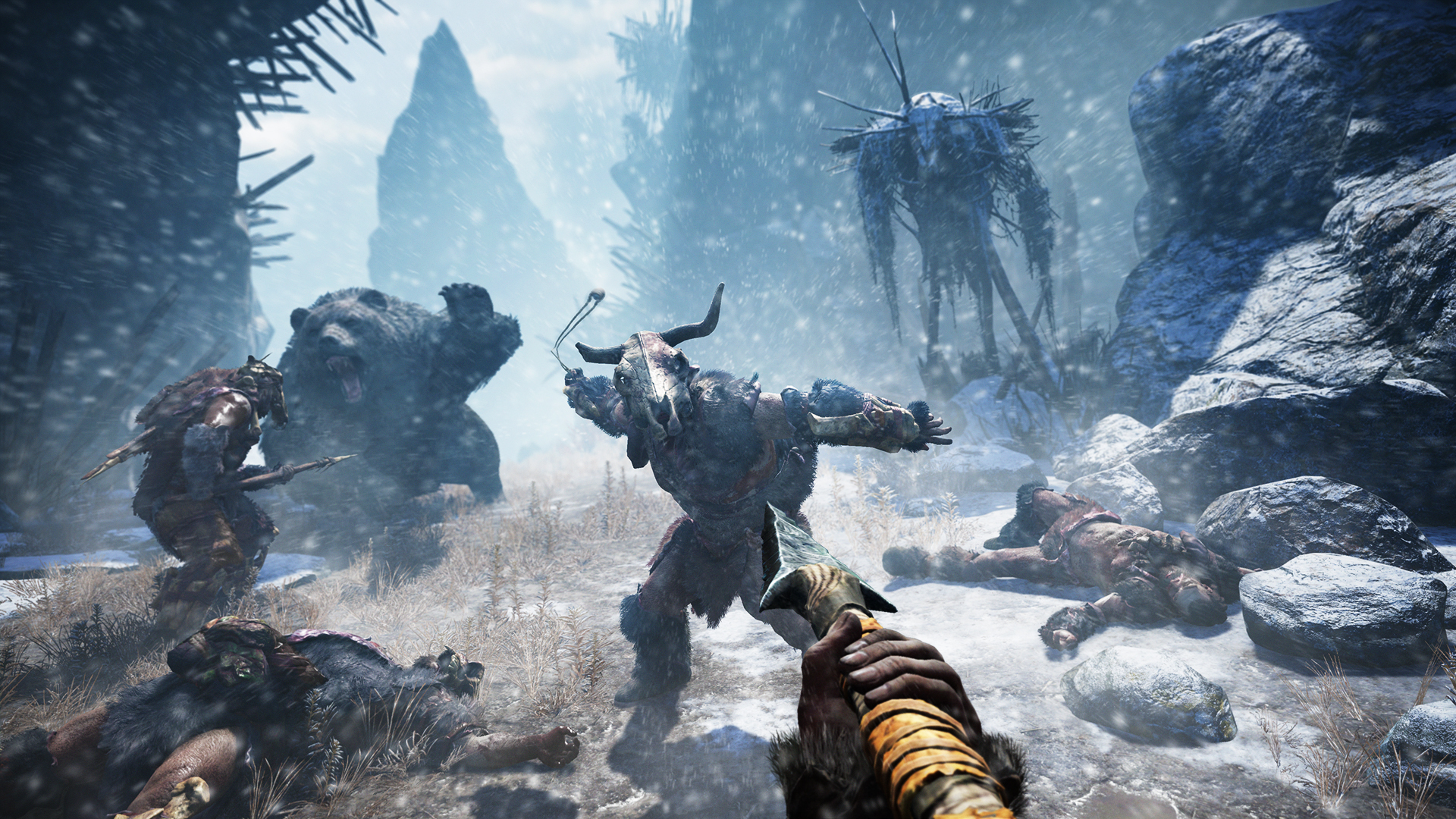Far Cry Primal Screenshot 2