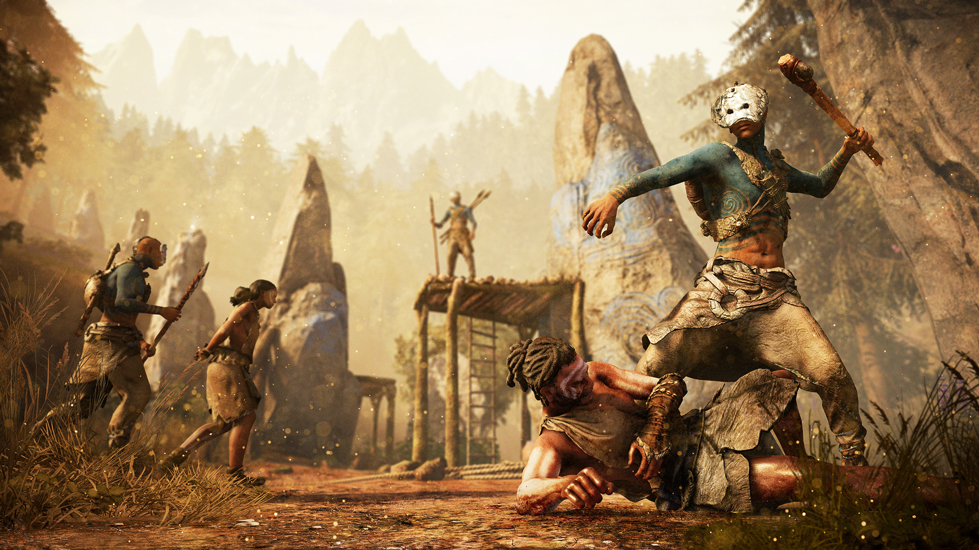 download far cry primal hd texture pack plaza release 4k display 2gb ram