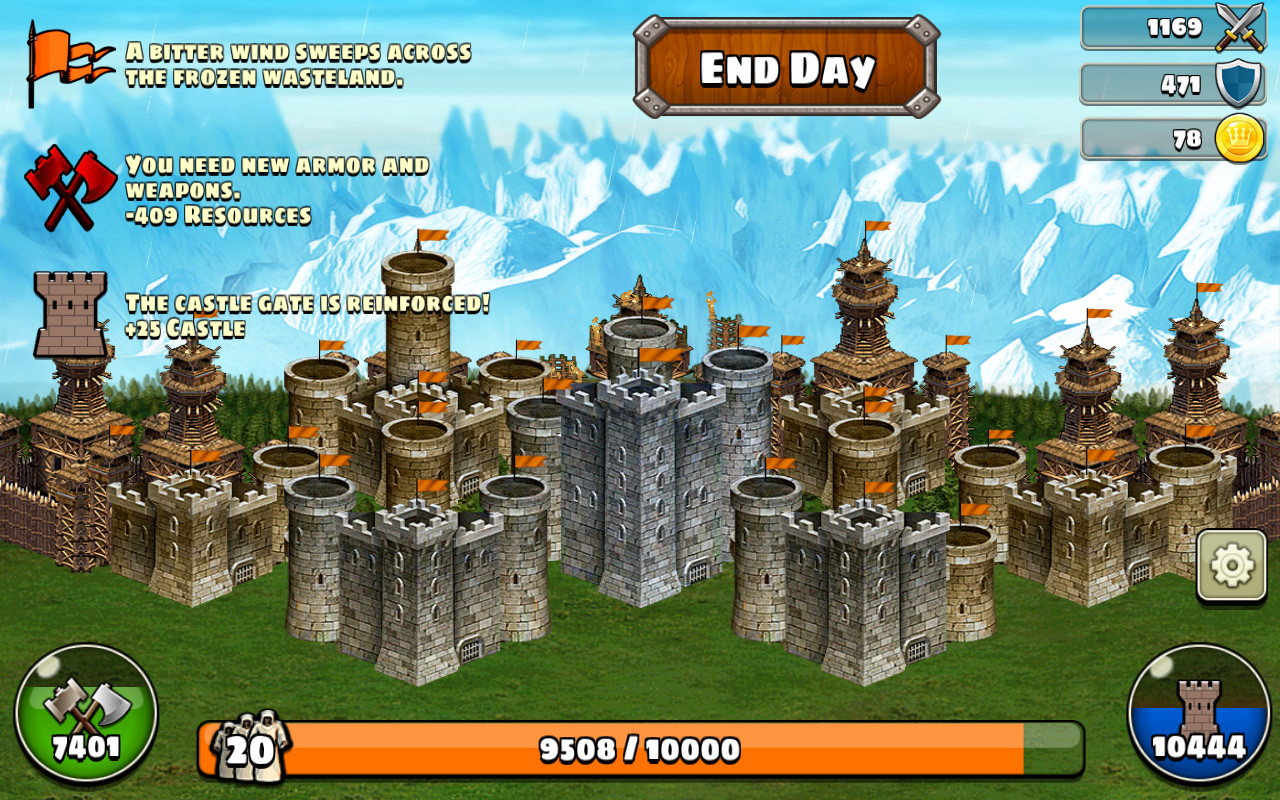 Age of Castles: Warlords screenshot