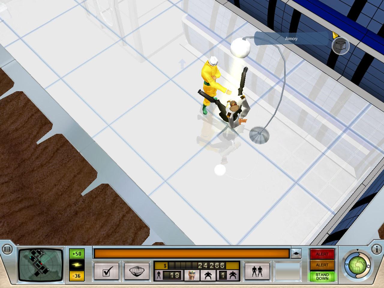 Evil Genius screenshot 2