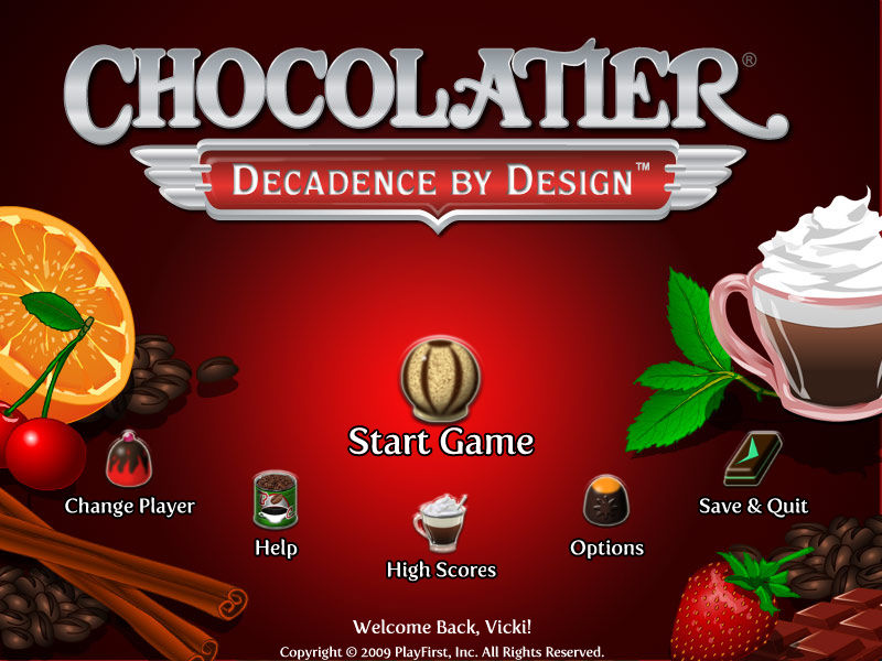 Chocolatier: Decadence by Design screenshot