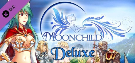 Moonchild - Deluxe Contents