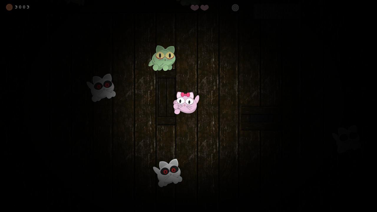 Spooky Cats screenshot