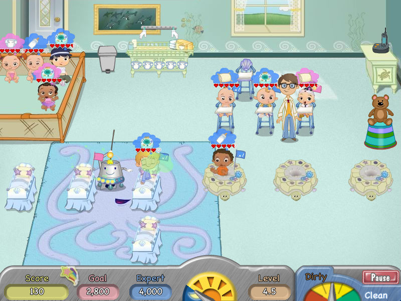 Diaper Dash screenshot
