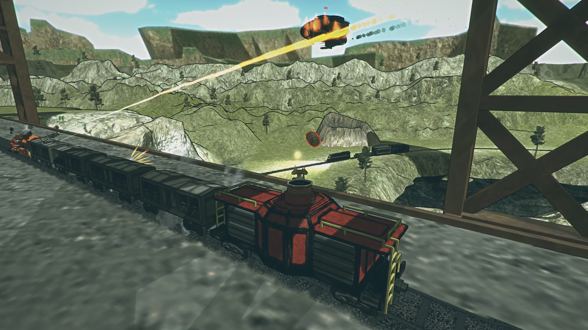 Tumbleweed Express screenshot