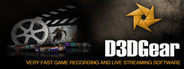 D3DGear - Game Recording and Streaming Software