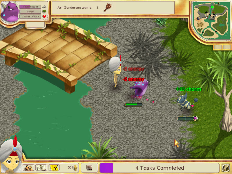 Wandering Willows screenshot