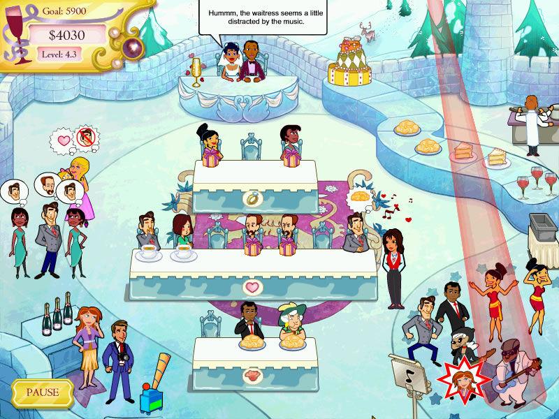 Wedding Dash 2: Rings Around the World screenshot