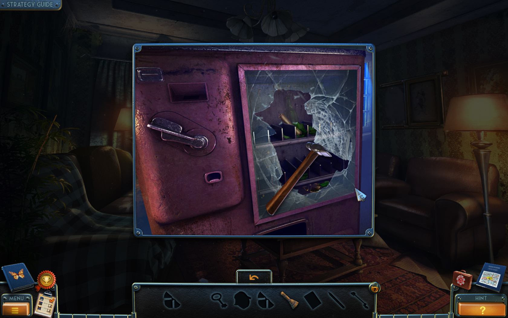 New York Mysteries: Secrets of the Mafia screenshot