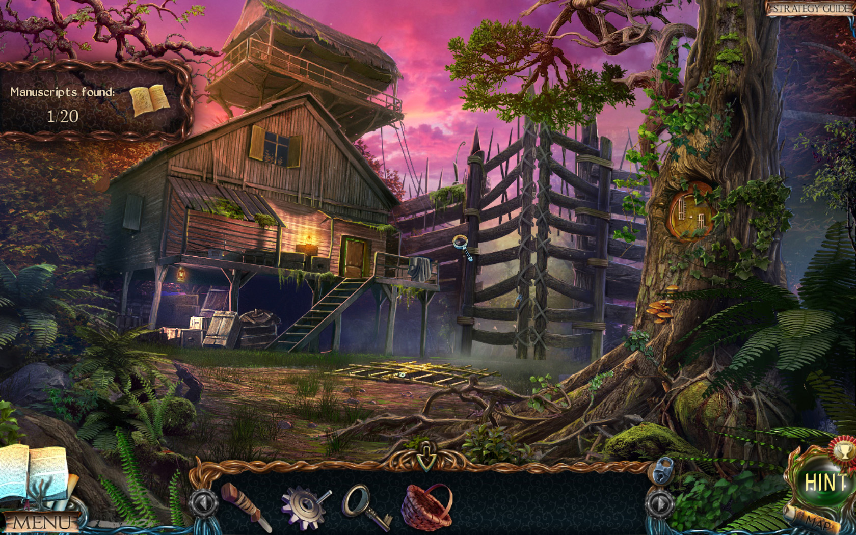 Lost Lands: The Four Horsemen screenshot