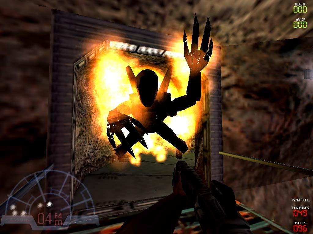 Aliens versus Predator Classic 2000 screenshot 1