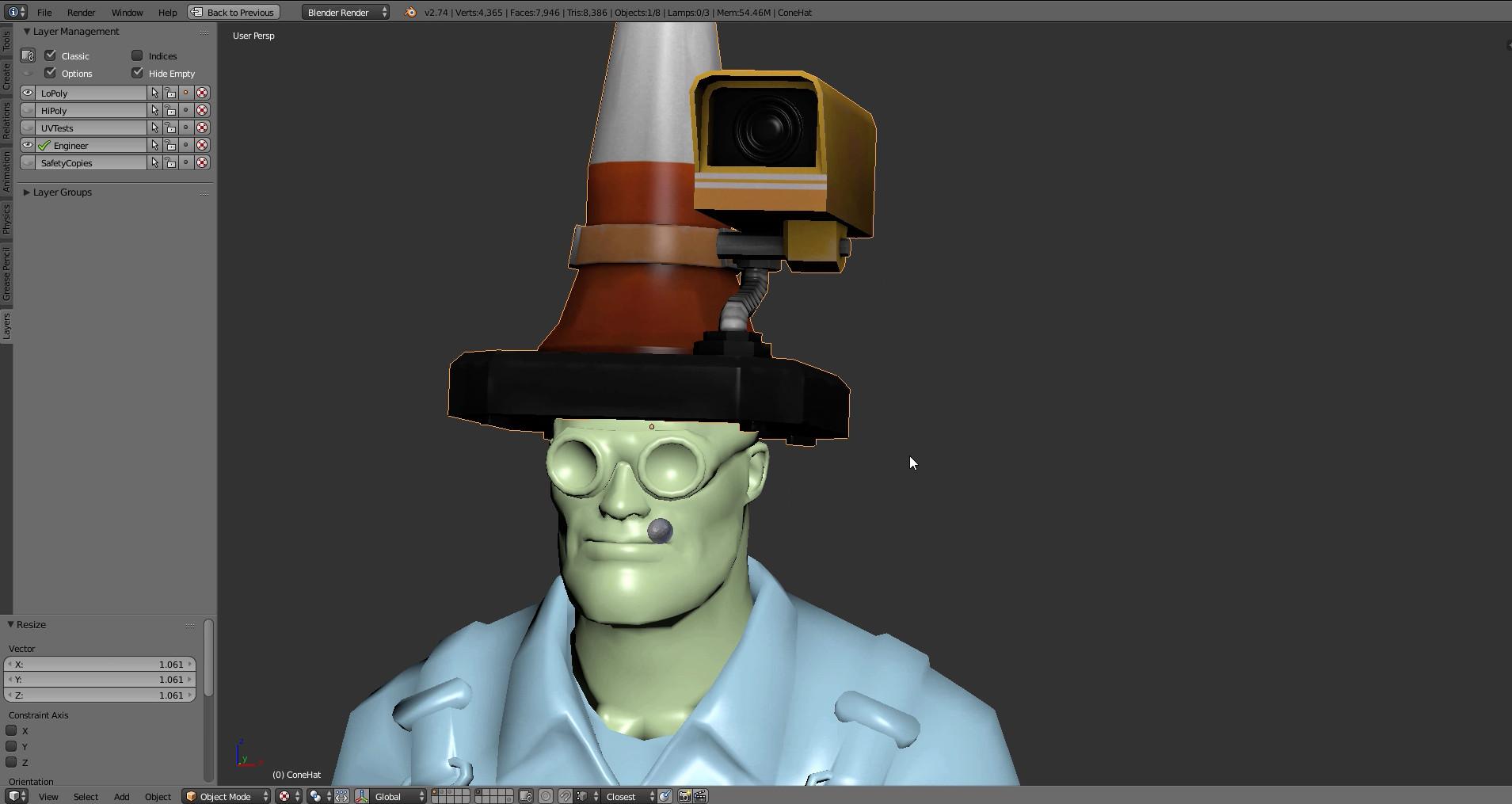 [Udemy] 3D Modeling in Blender- Create 3D game assets with ...