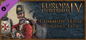 Content Pack - Europa Universalis IV: Common Sense