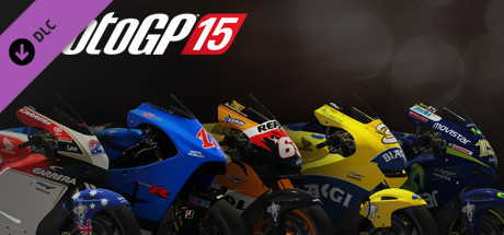MotoGP15: 4 Stroke Champions and Events