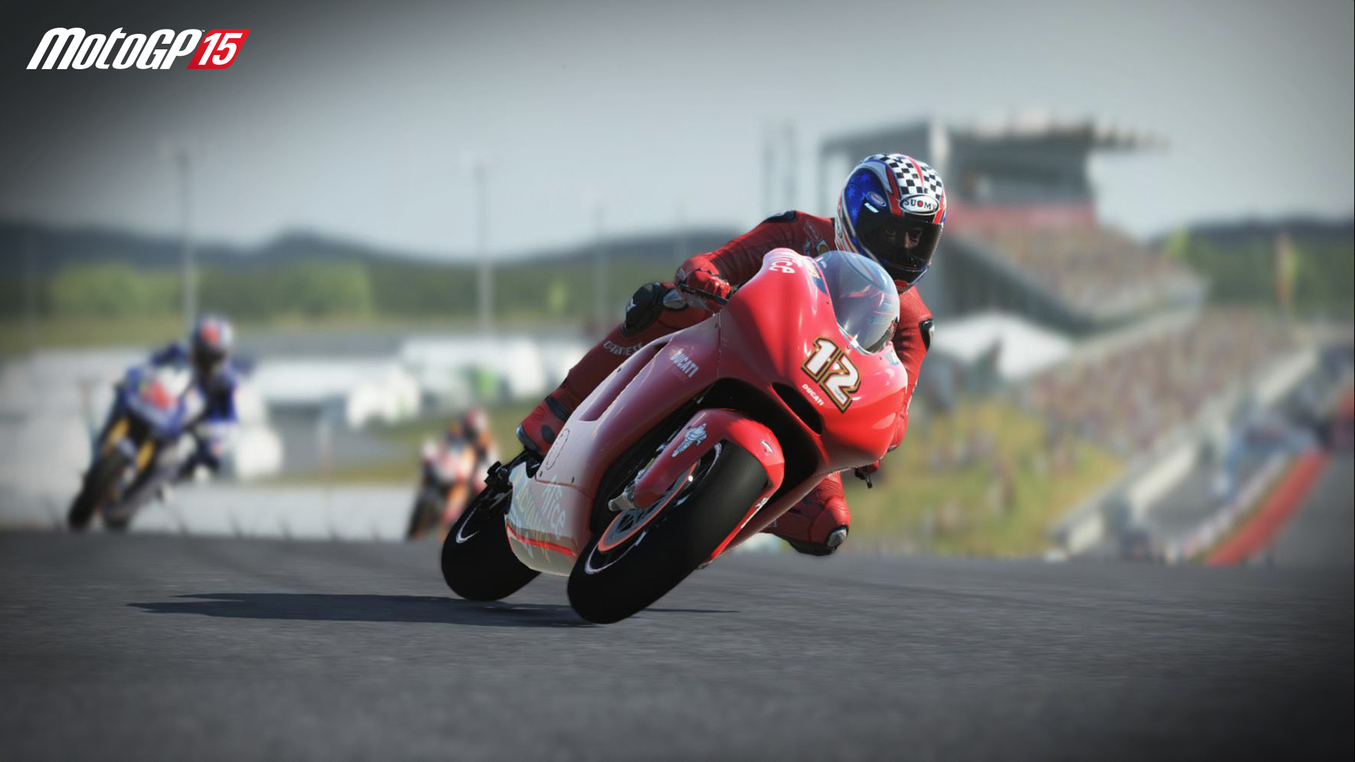 MotoGP15: 4 Stroke Champions and Events screenshot