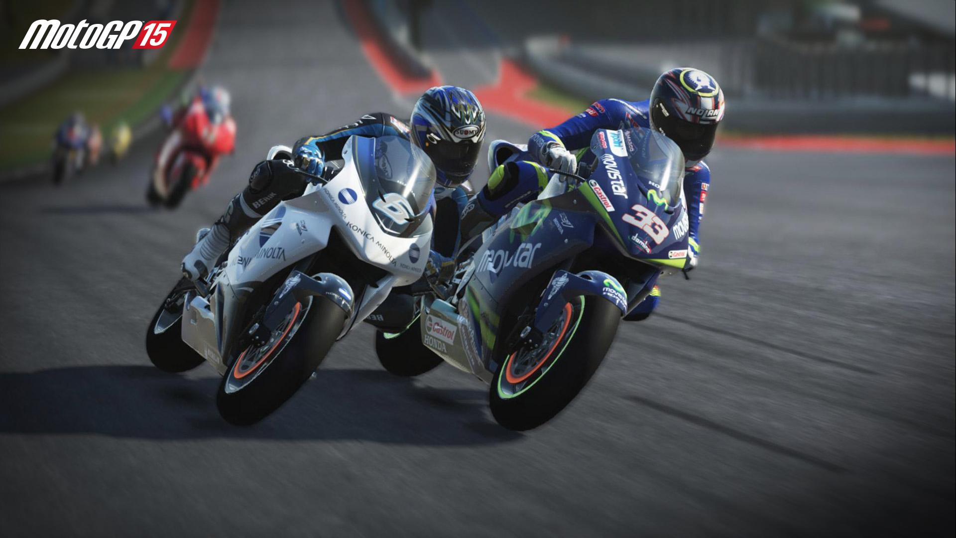 Save 75% on MotoGP™15: 4 Stroke Champions and Events on Steam
