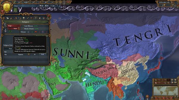 Europa Universalis IV: Common Sense [SKIDROW] - Oyun indir