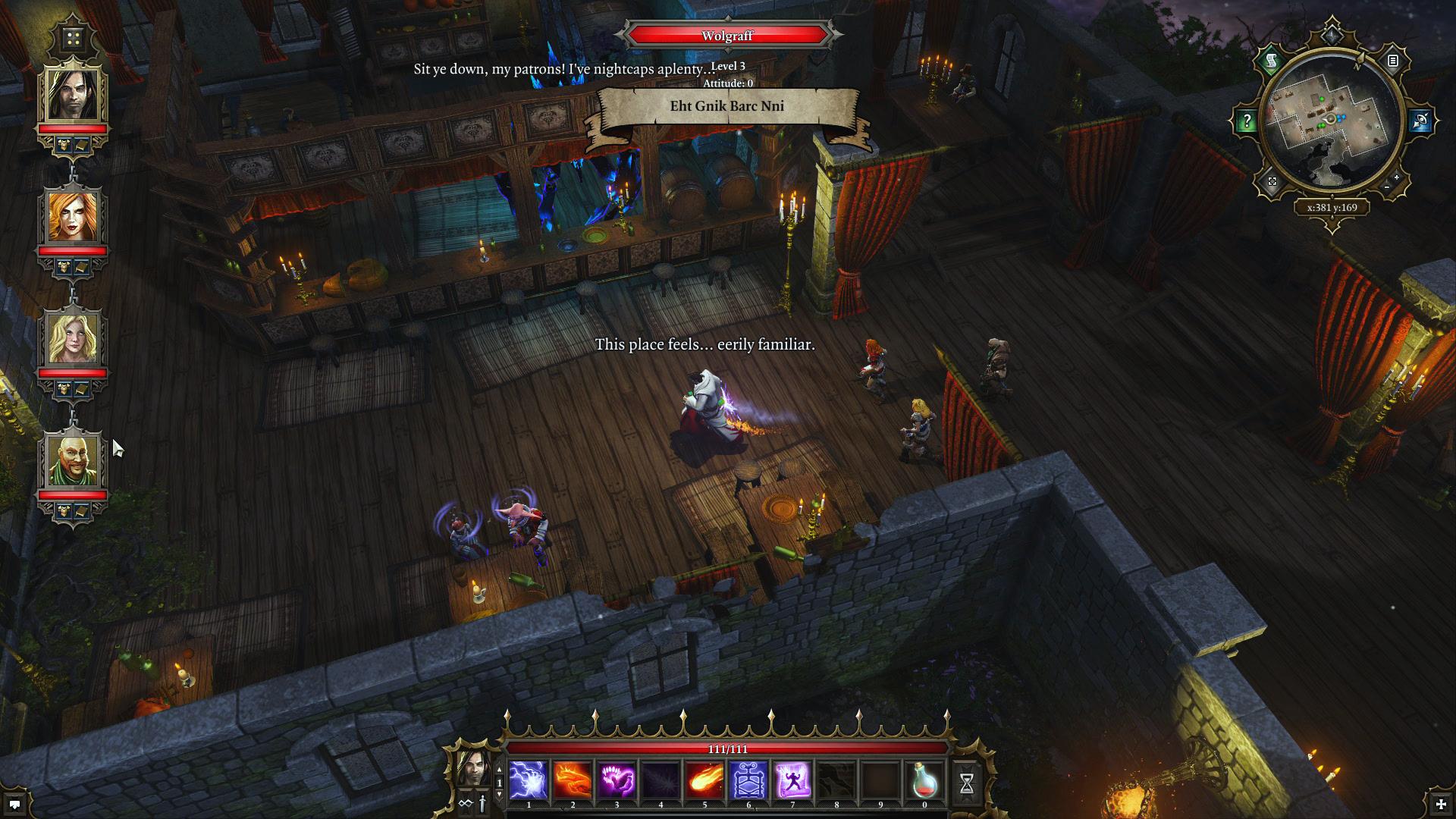 Divinity: Original Sin - Enhanced Edition screenshot