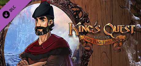 King's Quest - Chapter 4: Snow Place Like Home