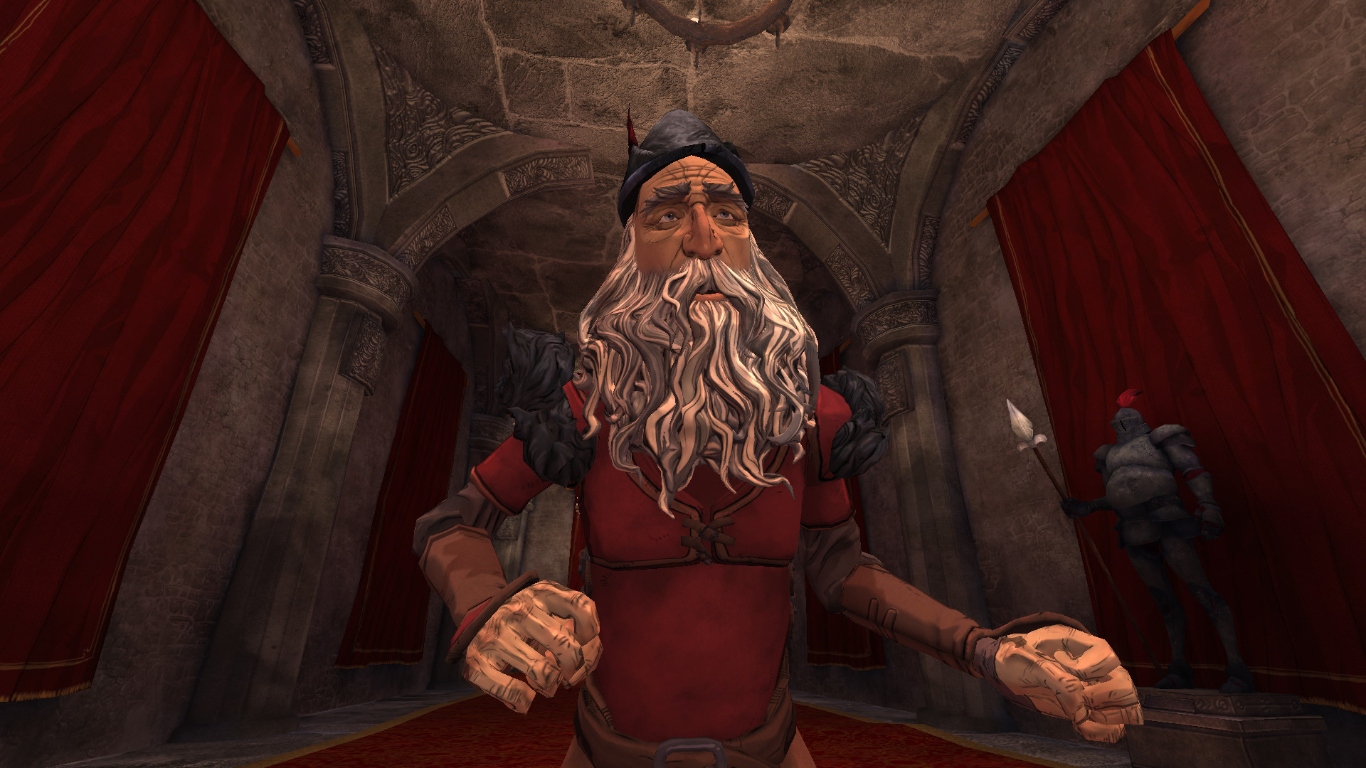 King's Quest - Chapter 5: The Good Knight screenshot