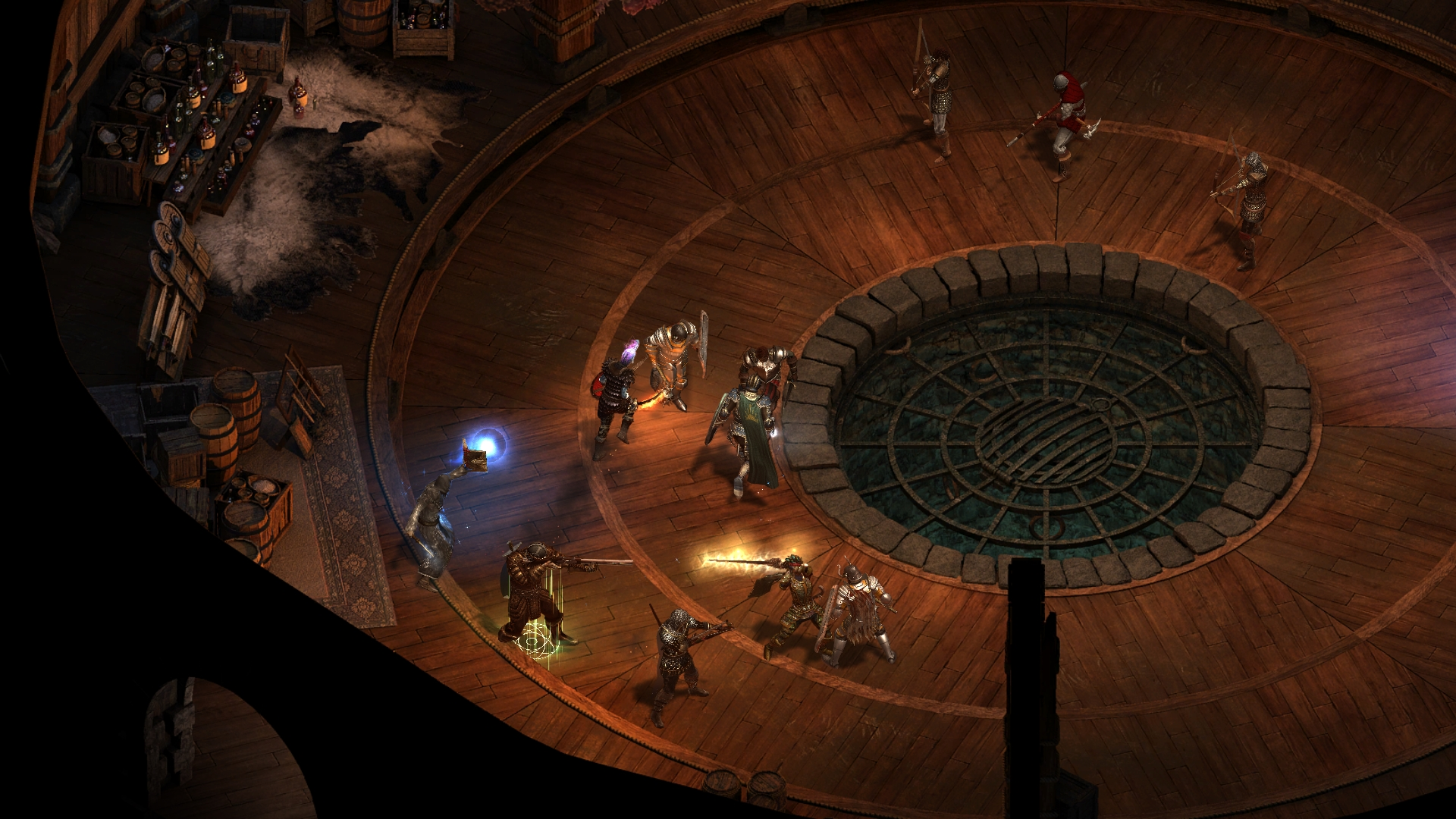 Pillars of Eternity - The White March Part II screenshot