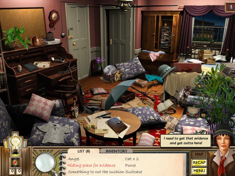Valerie Porter and the Scarlet Scandal screenshot