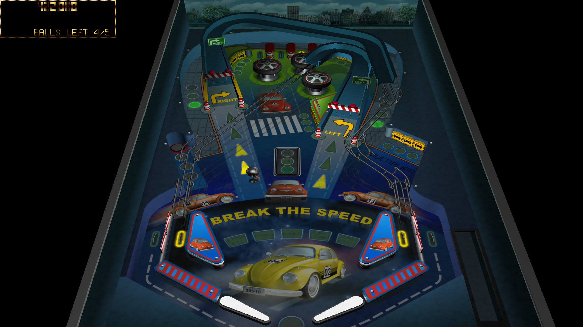 Fantastic Pinball Thrills screenshot