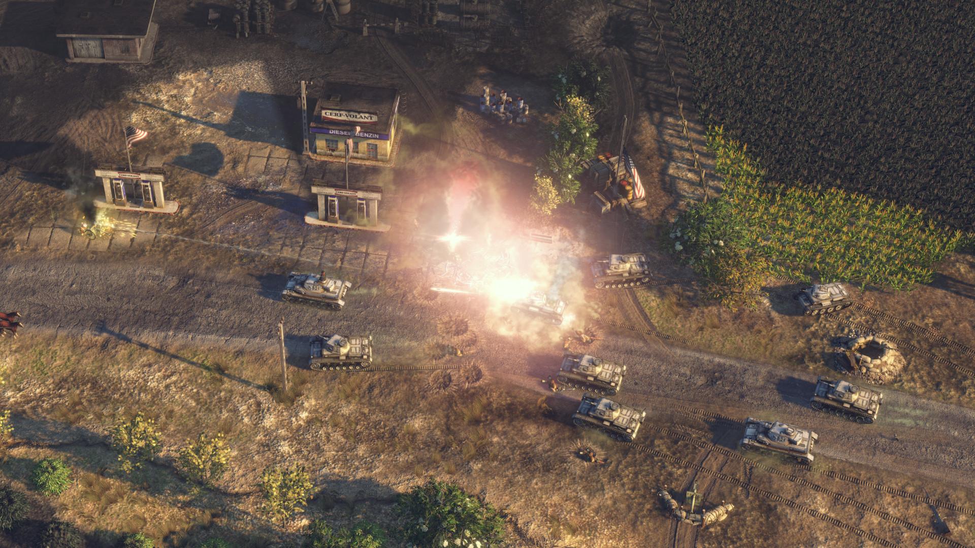 Sudden Strike 4 screenshot