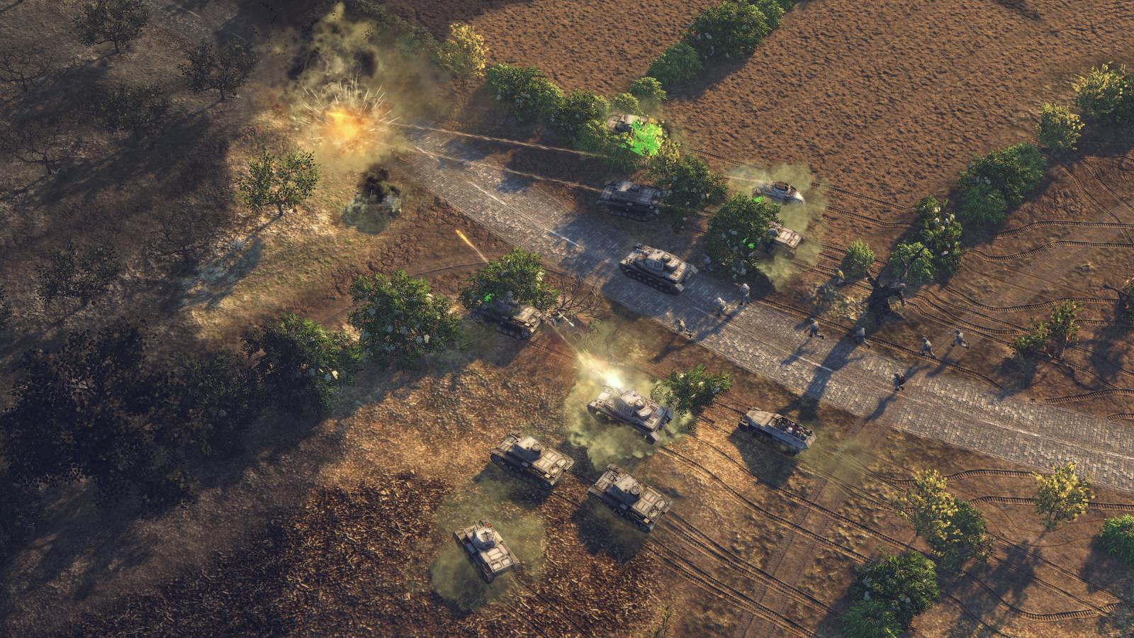 Sudden Strike 4 [2017|Rus|Eng]