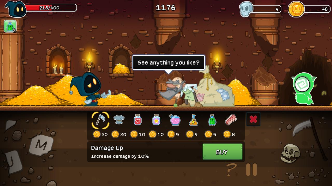 Letter Quest: Grimm's Journey Remastered screenshot