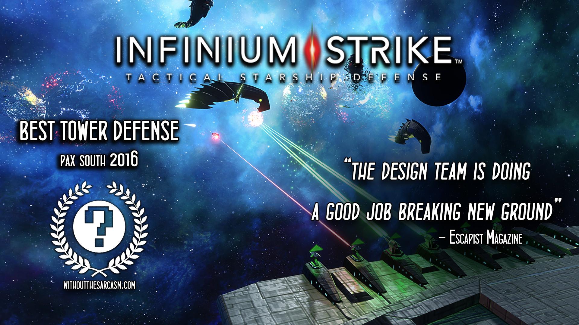 Infinium Strike (RUS/ENG/MULTI7) [L]