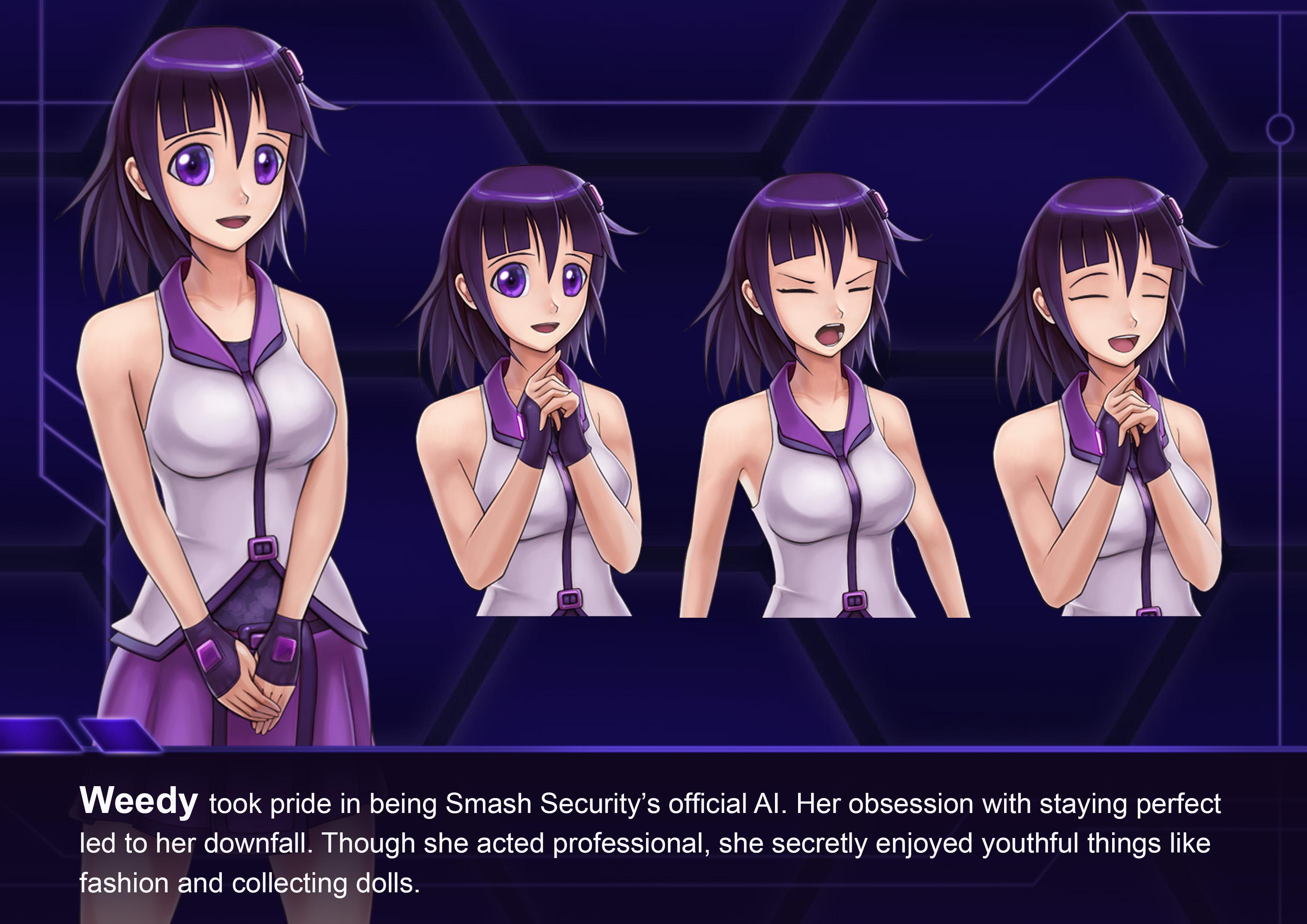 Unhack - Digital Artbook screenshot