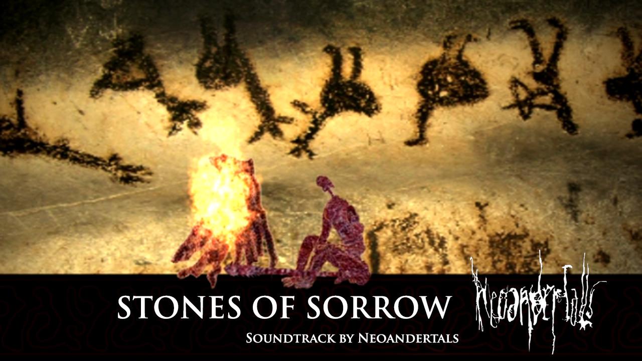 Stones of Sorrow - Soundtrack by Neoandertals screenshot