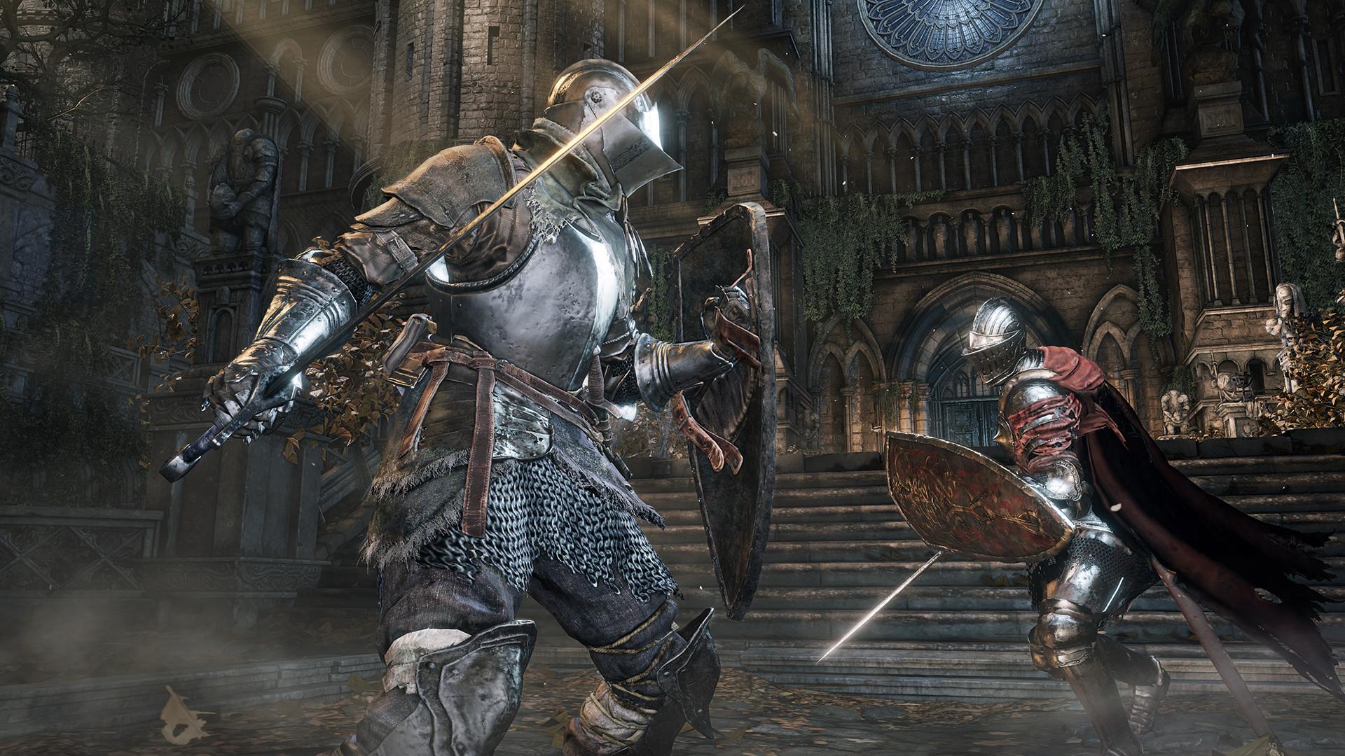 Dark Souls 3 + 2 DLC (RUS/ENG/MULTI12) [Repack]