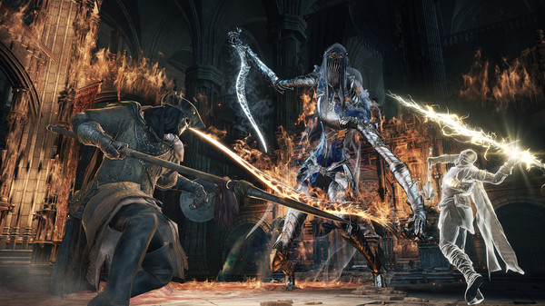 Dark Souls III v1.03-v1.08 Plus 28 Trainer-FLiNG
