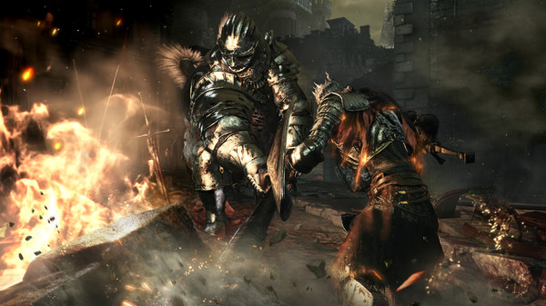Dark Souls III v1.03-v1.13 Plus 28 Trainer-FLiNG